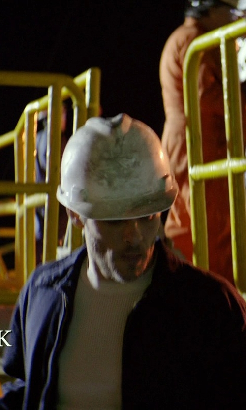 James Marsden with Jackson Safety Hard Hat in The Best of Me