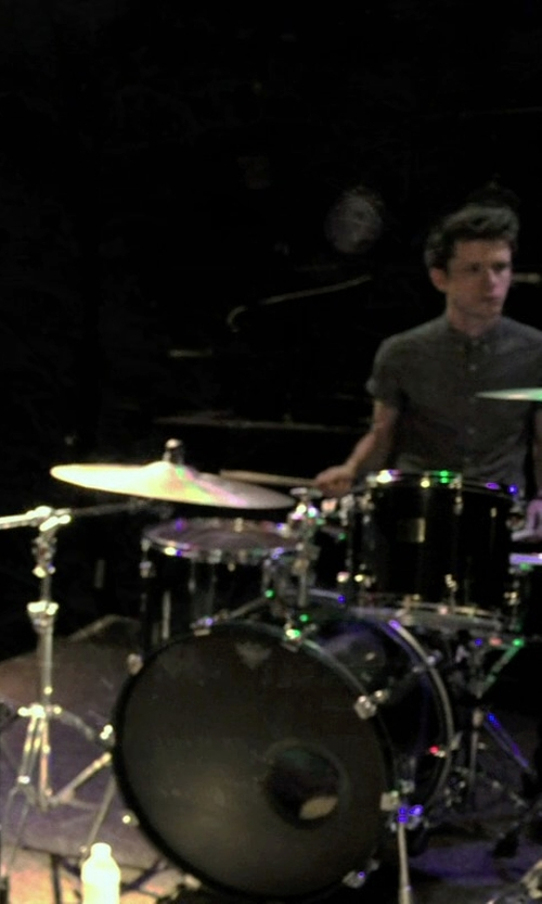 Ryan Stephenson with Goplus 5 Pc Drum Set in If I Stay