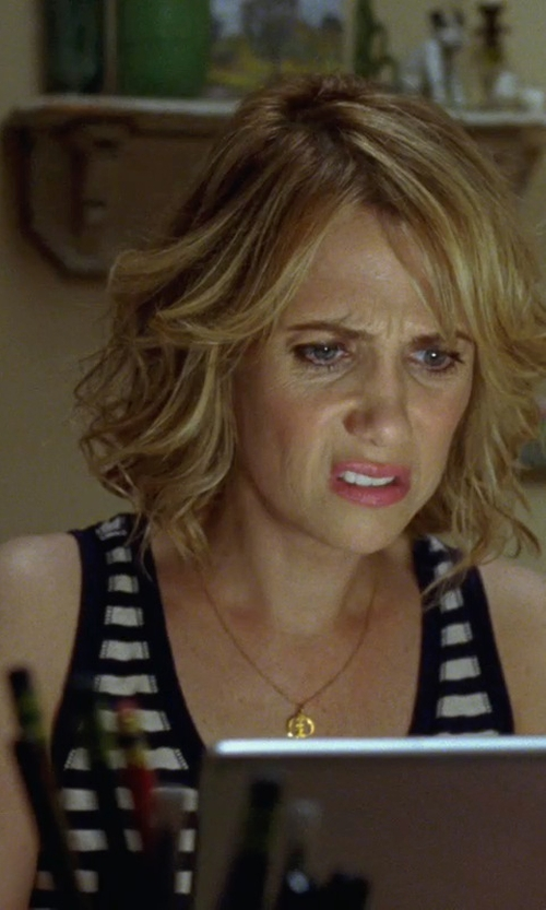 Kristen Wiig with R13 Racer Tank Top in Bridesmaids