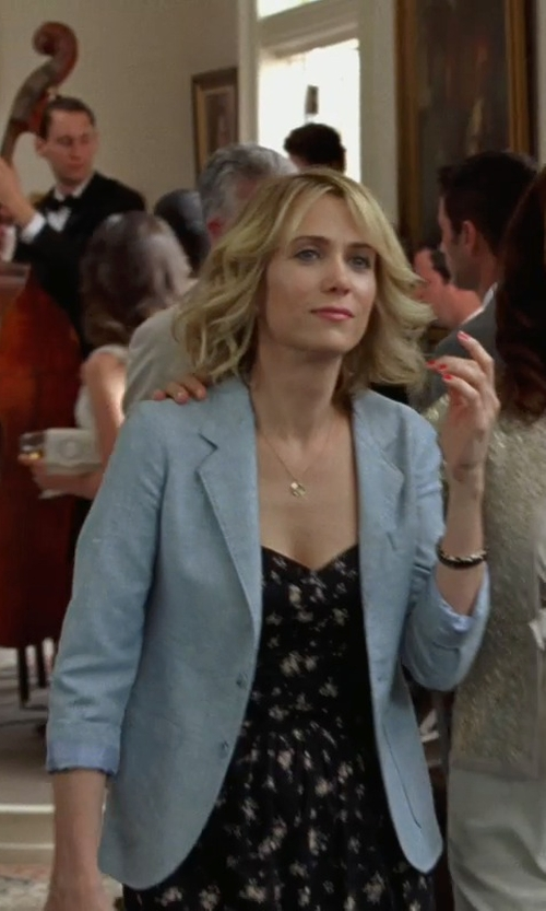 Kristen Wiig with Freida Rothman 'Metropolitan' Bangle Bracelet in Bridesmaids
