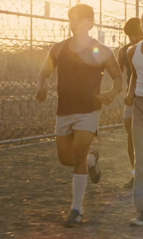 Carlos Pratts with Adidas Running Madison RNR Shoes in McFarland, USA