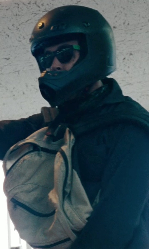 Ryan Gosling with Bell MX-2 Matte Black Helmet in The Place Beyond The Pines