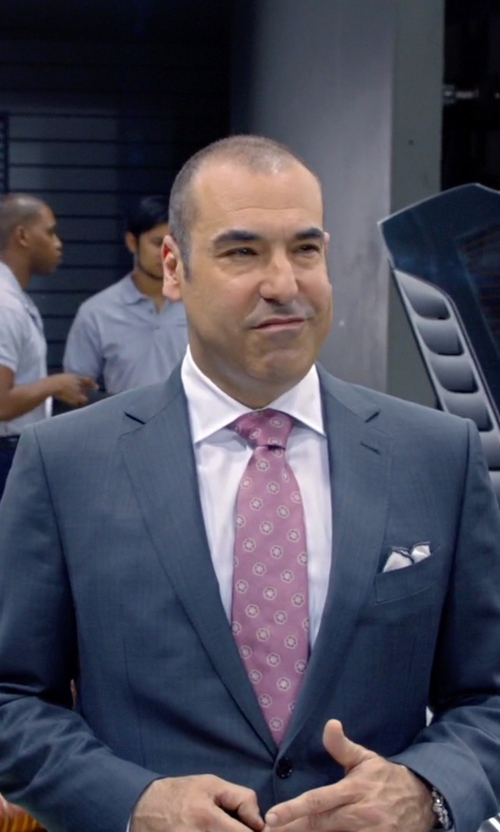 Rick Hoffman with Canali Two Piece Suit in Suits