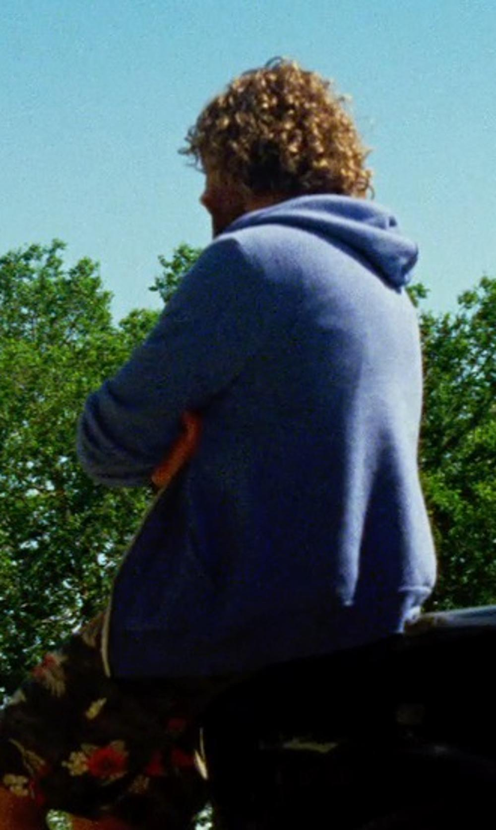T.J. Miller with NIKE INTENTIONAL AW77 FULL-ZIP in Transformers: Age of Extinction