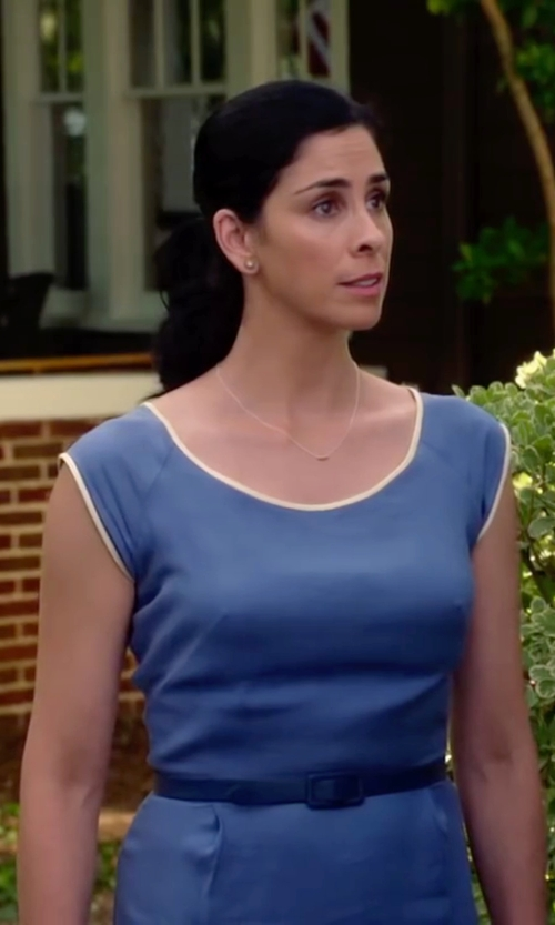 Sarah Silverman with Sessun Regular Belt in Ashby