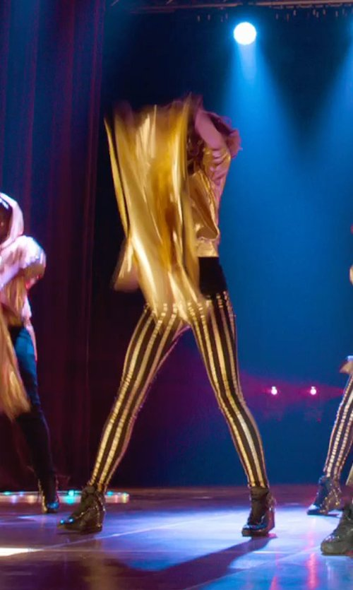 No Actor with Eastbay Tearaway Pants in Pitch Perfect 2