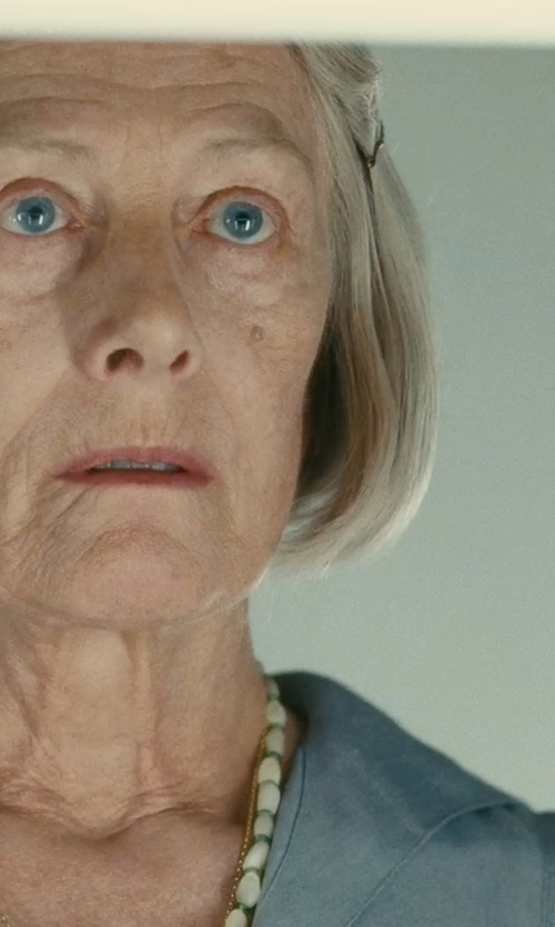 Vanessa Redgrave with J Brand Venice Blouse in Atonement