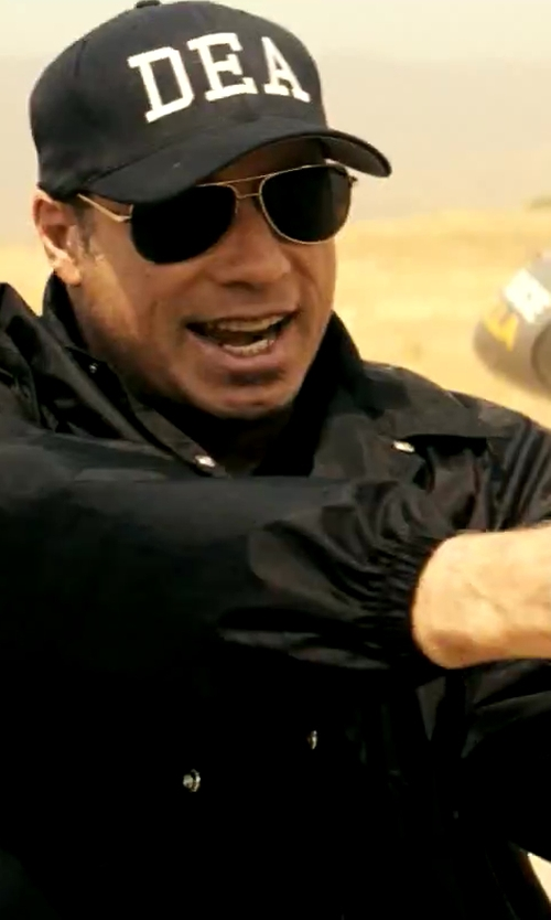 John Travolta with 5.11 Tactical Signature Duty Jacket in Savages