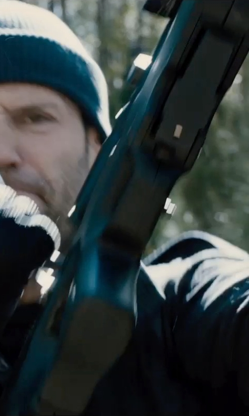 Jason Statham with Diesel J-Niraw Field Jacket in Furious 7