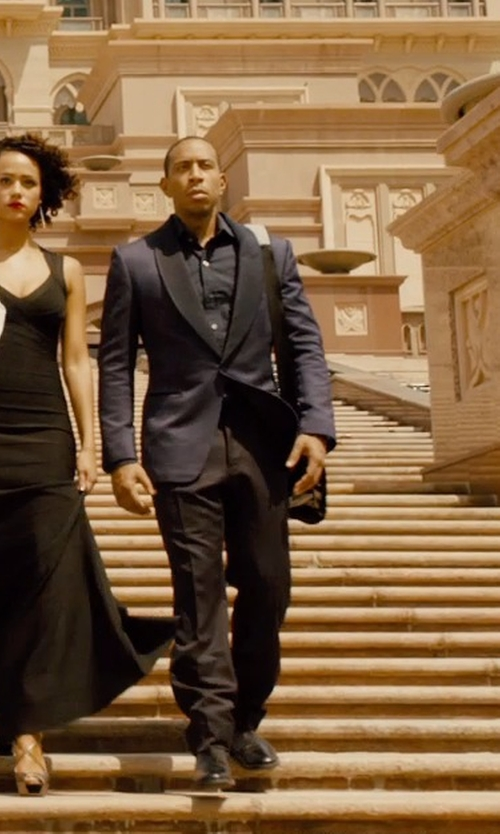 Ludacris with Tom Ford Made to Measure Trousers in Furious 7