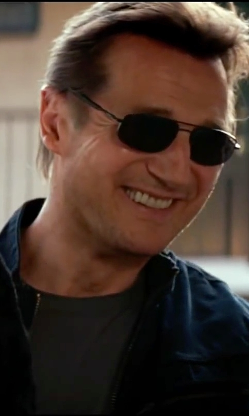 Liam Neeson with Izod PerformX-83 Sunglasses in Taken 3
