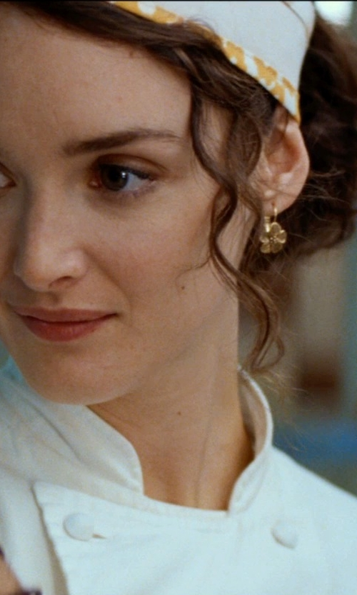 Charlotte Le Bon with Shannon Reed Women's Trench Chef Jacket in The Hundred-Foot Journey