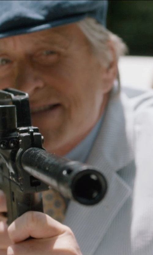 Michael Douglas with ChoicePaintballGuns BT Paintball Gun M4 Carbine Marker in And So It Goes