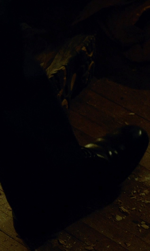 Michael Kenneth Williams with Ted Baker Fortiscu Oxford Shoes in Captive