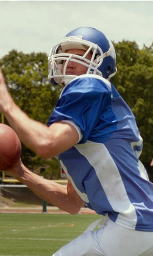 Robbie Amell with Russell Athletic Men's Football Practice Pants in The DUFF