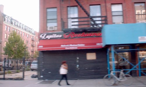 Unknown Actor with Lupita's Restaurant New York City, New York in Top Five