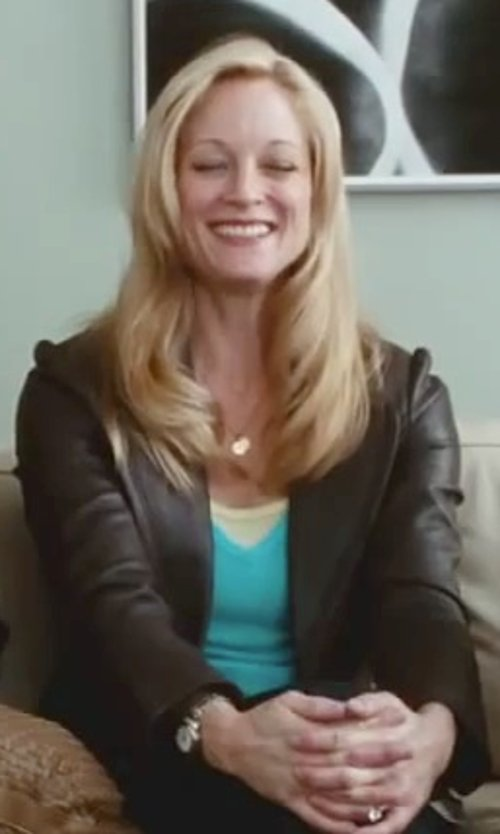 Teri Polo with Kate Spade New York Gramercy Round Bracelet Watch in Little Fockers
