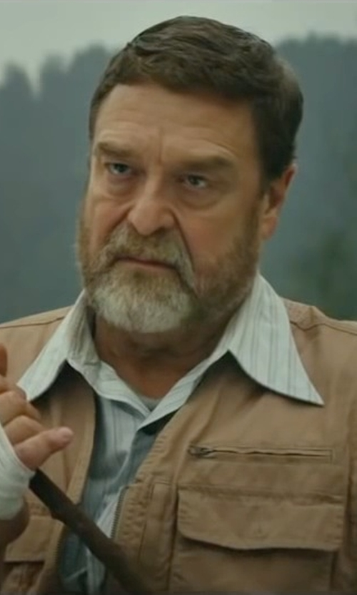 John Goodman with 5.11 Tactical Taclite Pro Vests in Kong: Skull Island