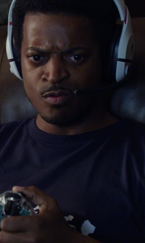 Lucius Baston with Skullcandy SLYR Gaming Headset in Ride Along
