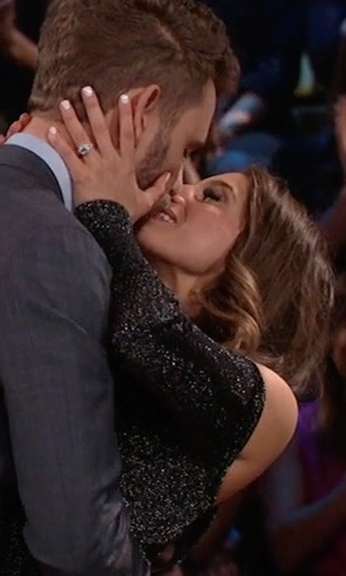 Vanessa Grimaldi with Neil Lane Engagement Ring in The Bachelor