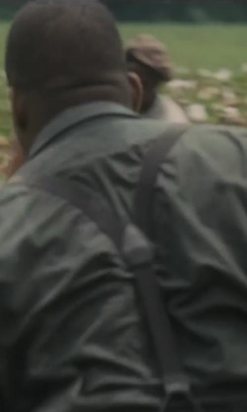 No Actor with Geoffrey Beene Men's Two Tone Zig Zag Suspender in Lee Daniels' The Butler