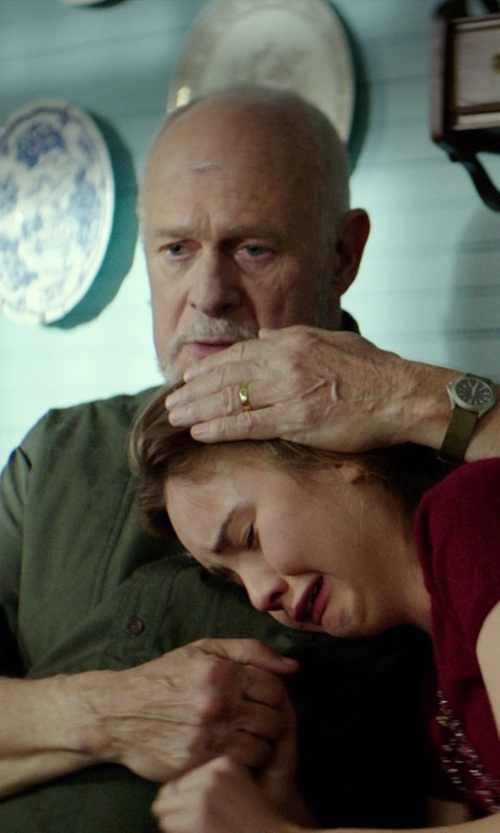 Gerald McRaney with i Wedding Band Wedding Band Ring in The Best of Me