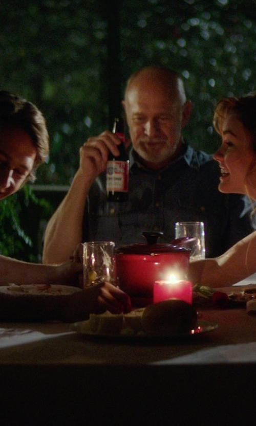 Gerald McRaney with Budweiser Beer in The Best of Me