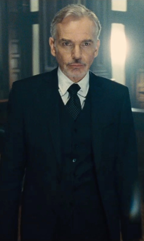 Billy Bob Thornton with Rice Vest in The Judge