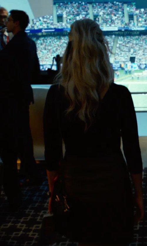 Margot Robbie with Michael Michael Kors Shoulder Bag in Focus