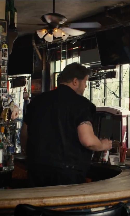 Paul Romero with Diesel 'Safado' Slim Fit Jeans in Begin Again