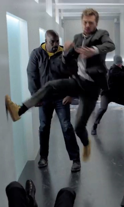 Finn Jones with Clae Ellington Sneakers in Marvel's The Defenders