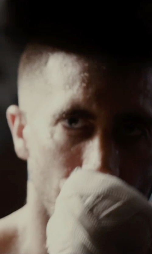 Jake Gyllenhaal with Everlast Everlast Professional Hand Wraps in Southpaw
