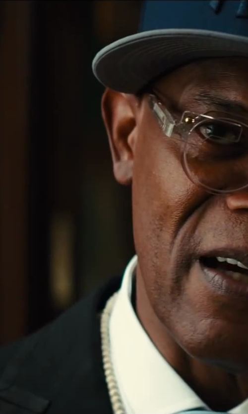 Samuel L. Jackson with Sartoria Italiana  Vintage 1938 Tail Coat in Kingsman: The Secret Service