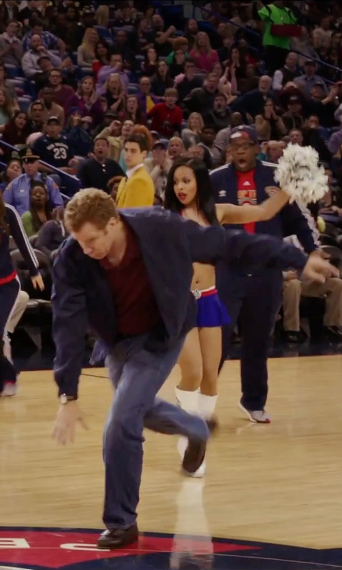 Will Ferrell with Bonobos Straight Leg Jeans in Daddy's Home