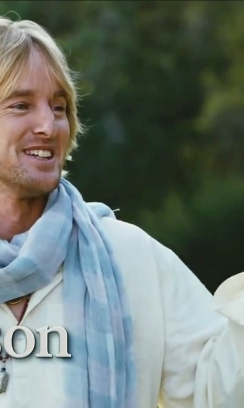 Owen Wilson with My Daily Styles Beaded Stretch Cord Bangle Bracelet in Little Fockers