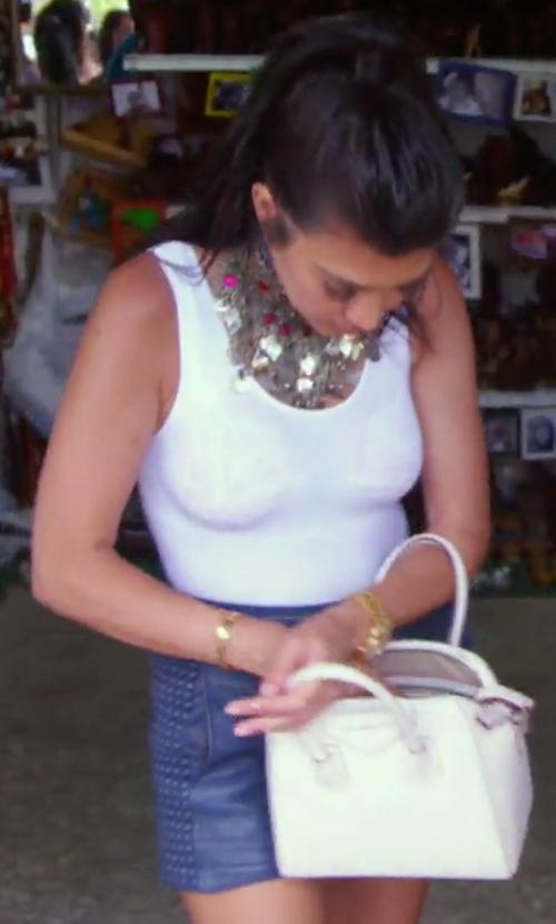 Kourtney Kardashian with Givenchy Small Antigona Bag in Keeping Up With The Kardashians