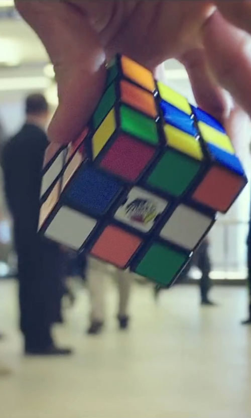 Joseph Gordon-Levitt with Rubik's Speed Cube - Pro Pack in Snowden