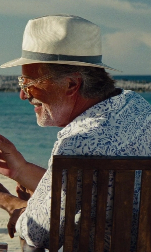 Don Johnson with Goorin Bros. Men's Fine Day Fedora in The Other Woman