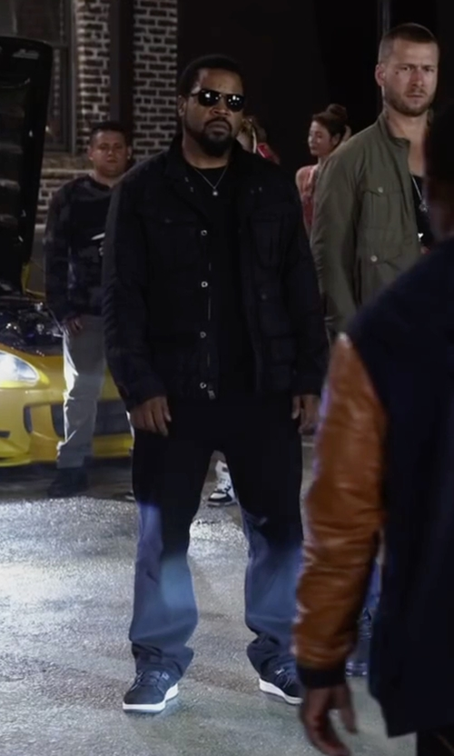 Ice Cube with Nike 'Free Flyknit' Sneakers in Ride Along 2