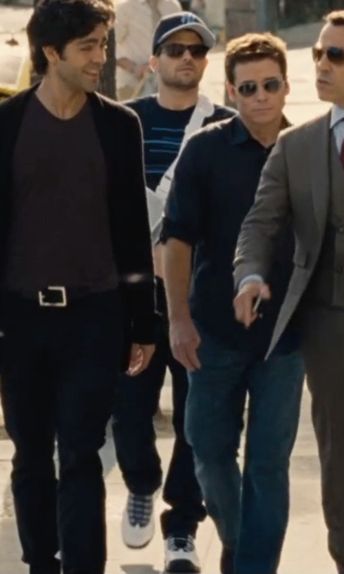 Jerry Ferrara with Nike Air Ring Leader Low Sneakers in Entourage