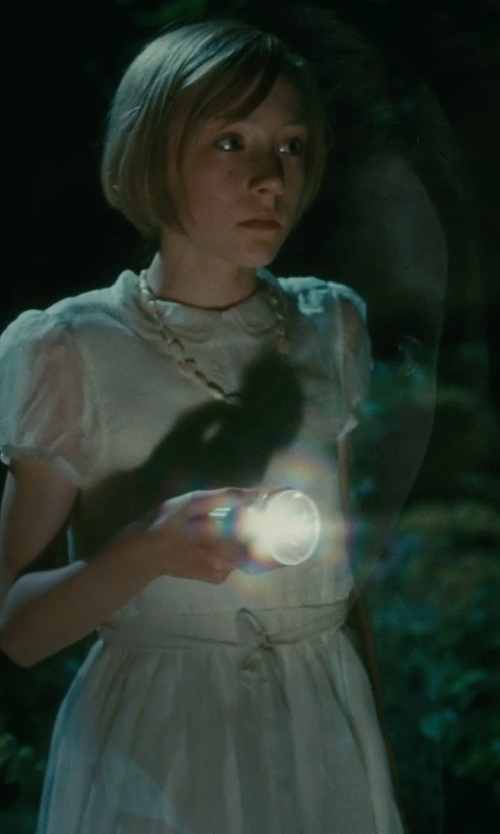 Saoirse Ronan with FandyFire LED Flashlight in Atonement