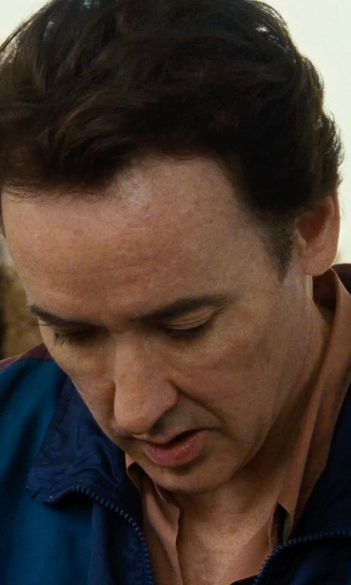 John Cusack with Amanti Color Dress Shirt in Love & Mercy