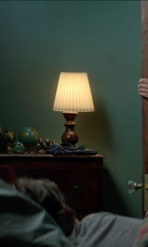 Robert Daniel Sloan with Home Source Industries Modern Table Lamp in Sinister 2