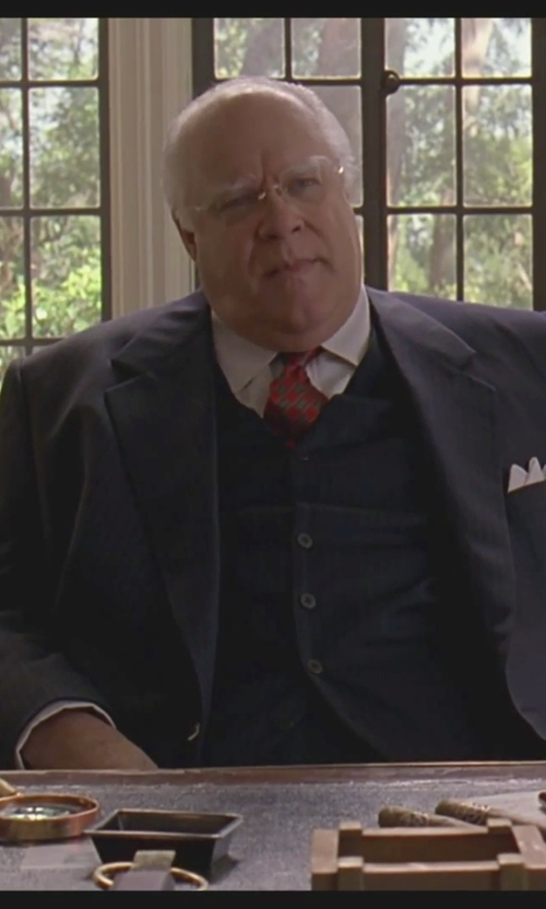 David Huddleston with Persol Vintage Oval Frame Glasses in The Big Lebowski