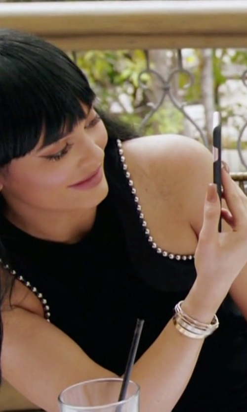 Kylie Jenner with Cartier Love Bracelet in Keeping Up With The Kardashians