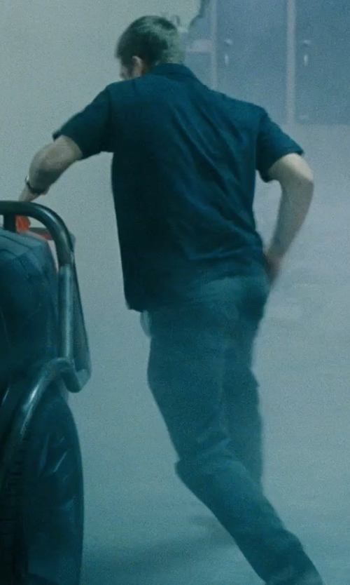 Paul Walker with Tomas Maier Slim Fit Chinos in Fast Five
