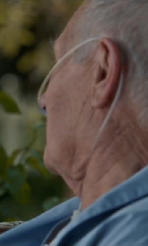 Alan Alda with Polo Ralph Lauren Button-Down Collar Oxford Shirt in The Longest Ride