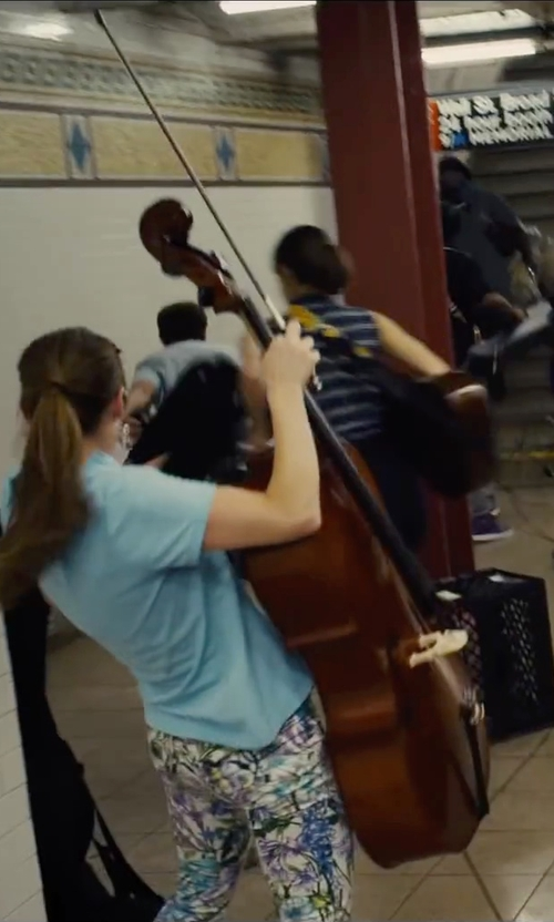 Shannon Maree Walsh with Cecilio Student Cello in Begin Again