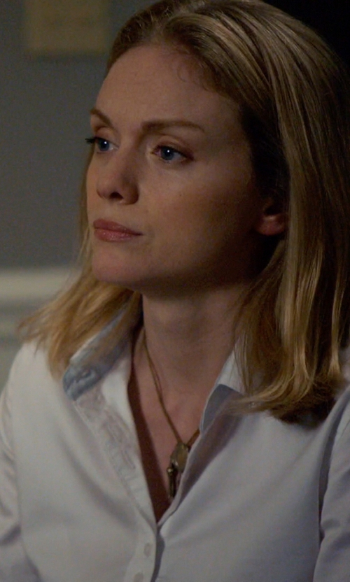 Christina Cole with Temple St. Clair Rock Crystal, Moonstone, Diamond & Yellow Gold Charm Necklace in Suits