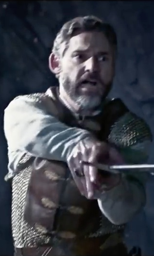 Eric Bana with Moroccan Caftans Marrakesh Men Tunic in King Arthur: Legend of the Sword
